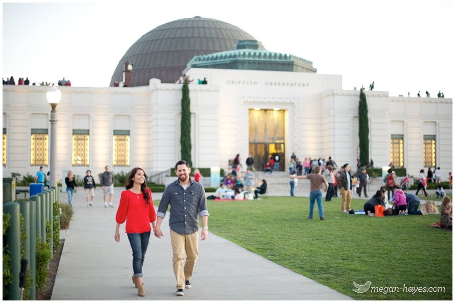 Los Angeles Engagement