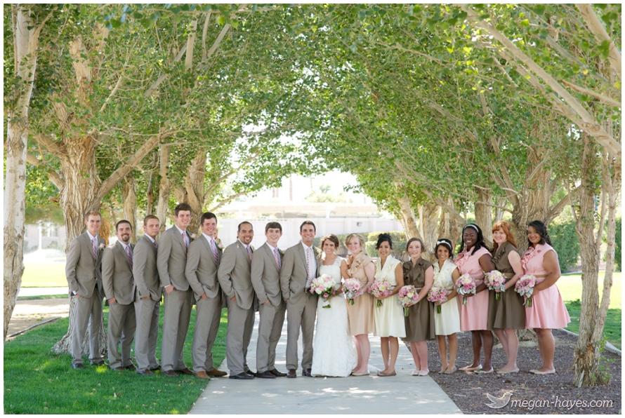 Vintage Inspired Wedding