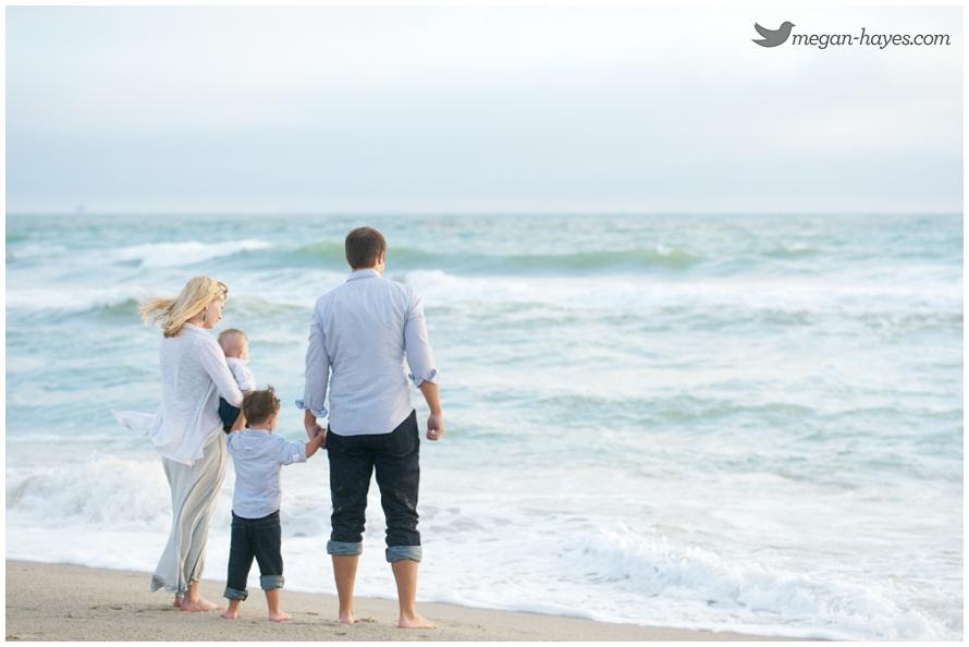 Oxnard Beach Family Pictures