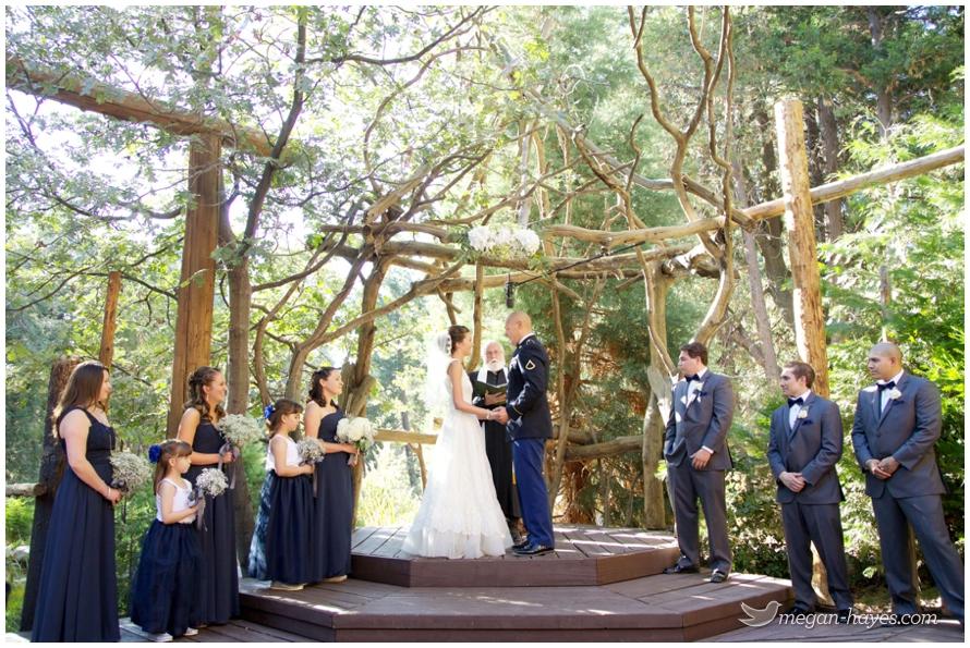 Pine Rose Cabins Wedding_0022