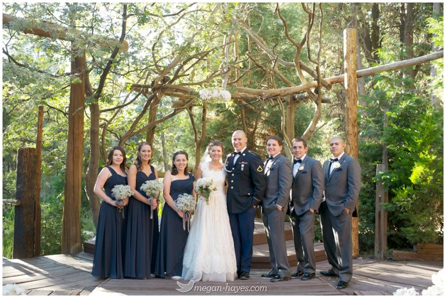 Pine Rose Cabins Wedding_0024