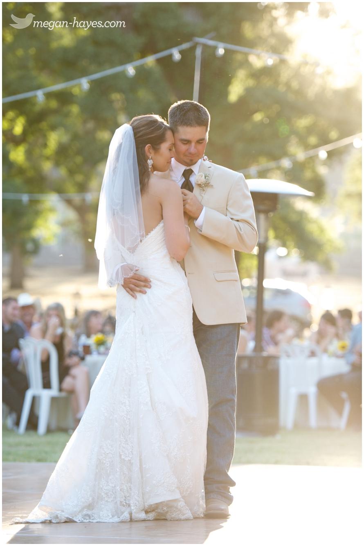 Lake Hughes Ranch Wedding Megan Hayes Photography