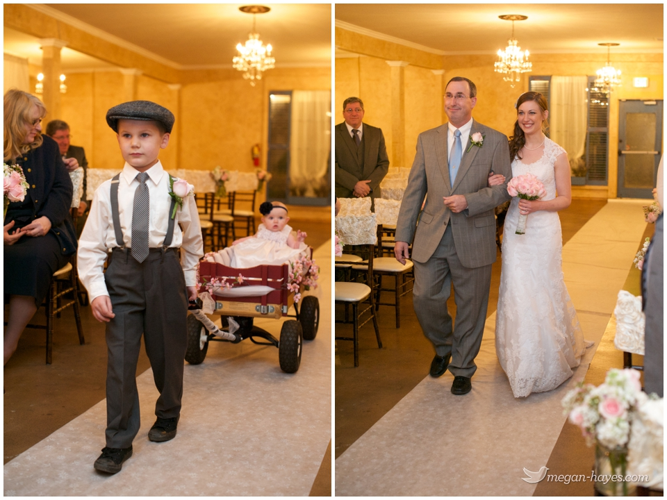 The Vintage Rose Wedding_0033