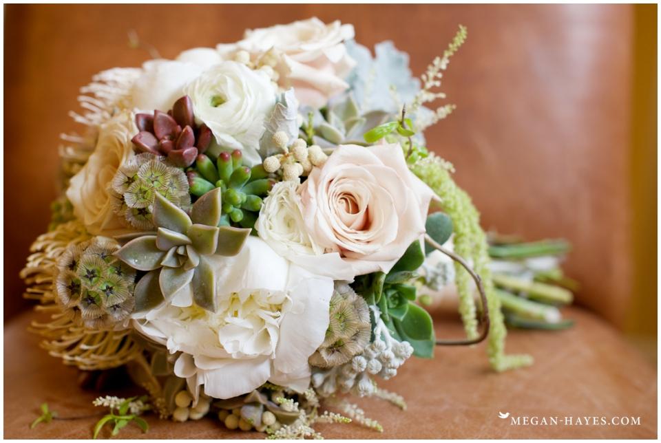 Succulents Outdoor Valencia Wedding