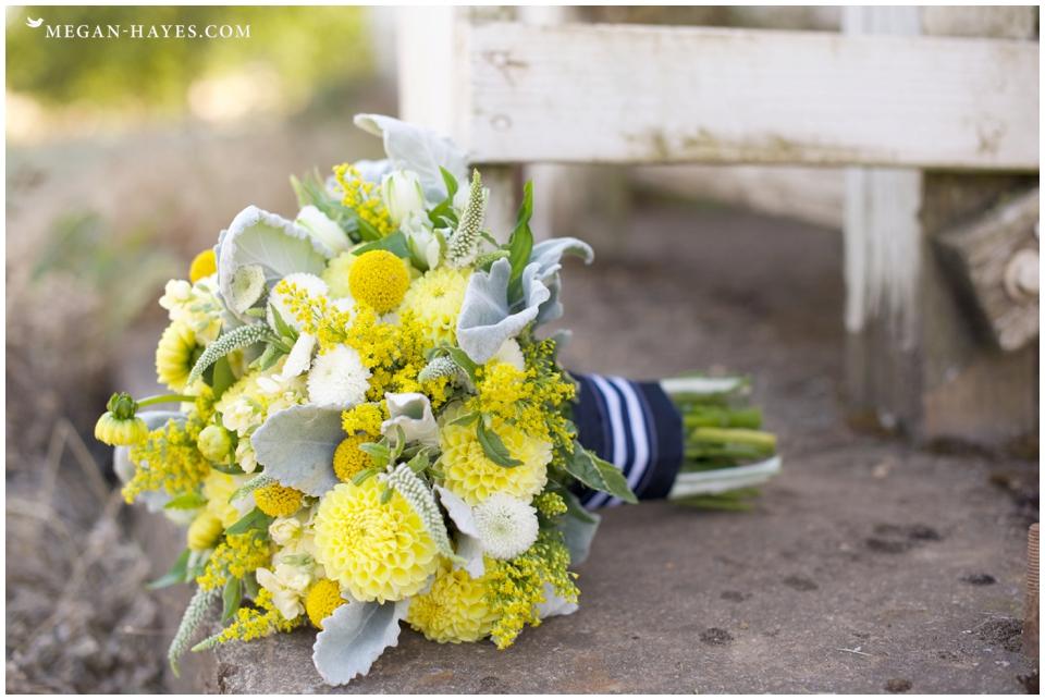 Oak Grove Church Wedding Bouquet