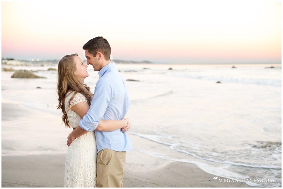 El Matador Beach Engagement
