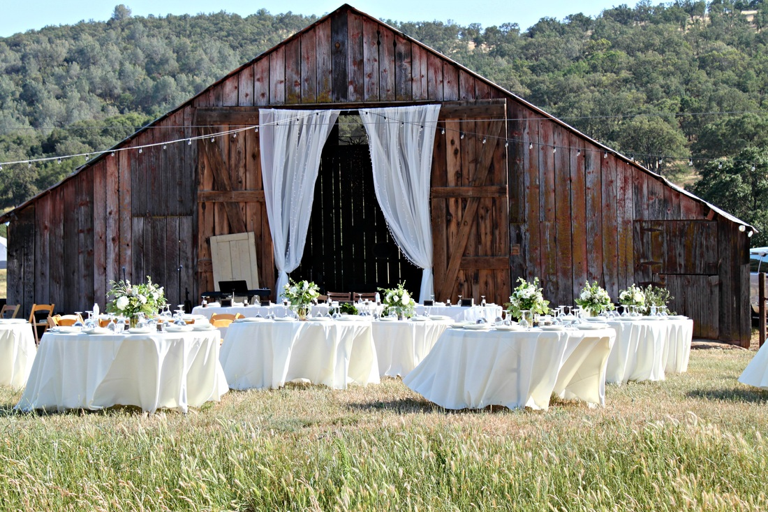 Southern California Barn Wedding Megan Hayes Photography