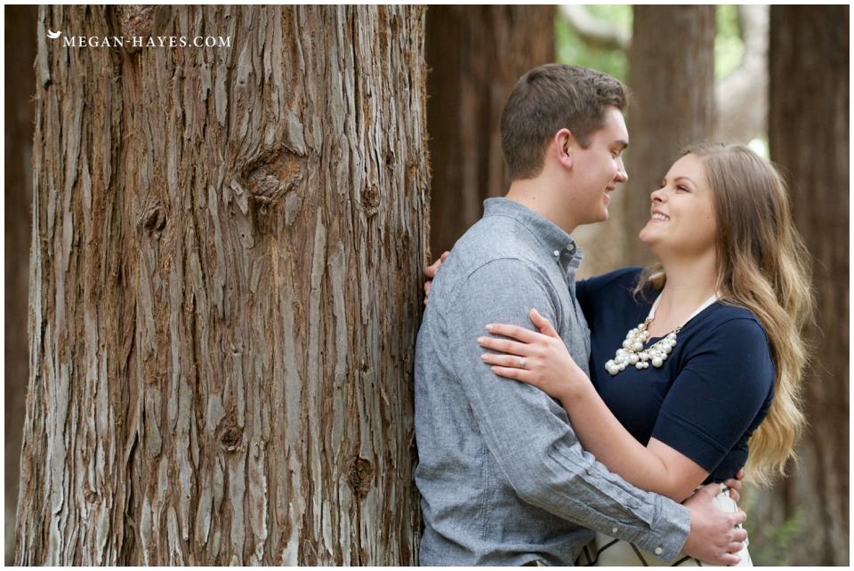 Redwood Engagement Photos
