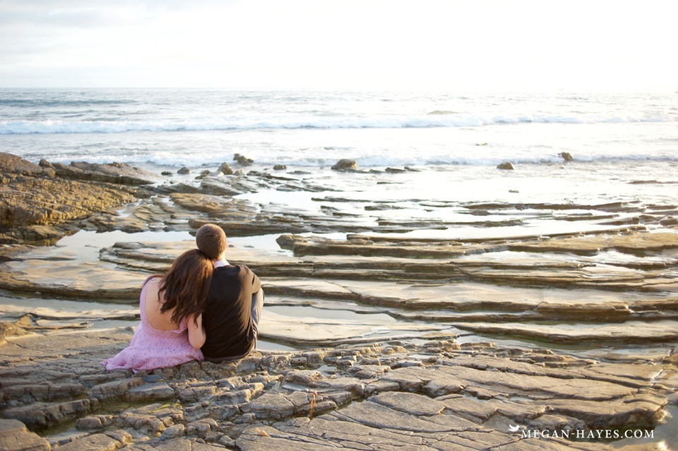 Crystal Cove Engagement Photographer