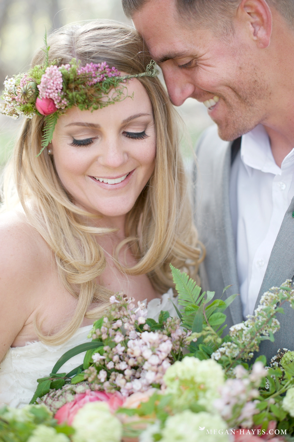 Summer Woodland Wedding