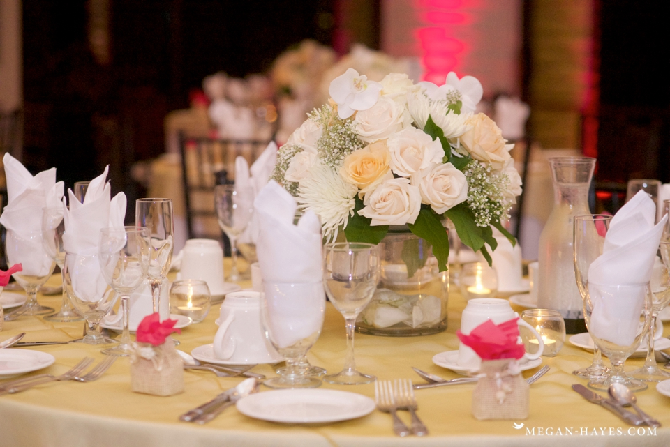 UCI University Club Wedding
