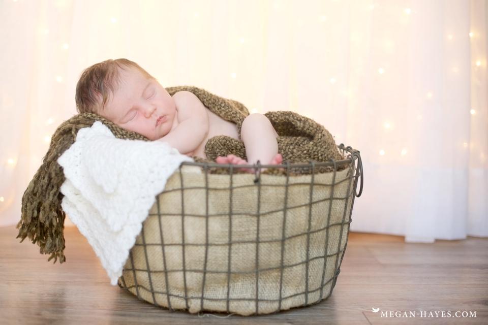 Santa Clarita Newborn Photos