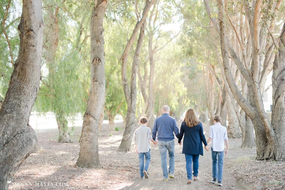 Santa Clarita Family Photos